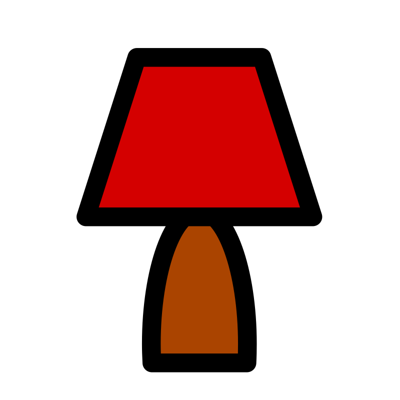 Lamp icon by pitr