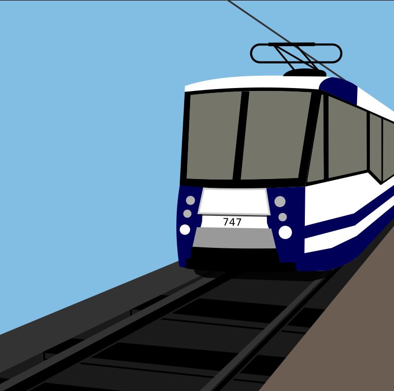 Ausbau der Tram in Barcelona-City