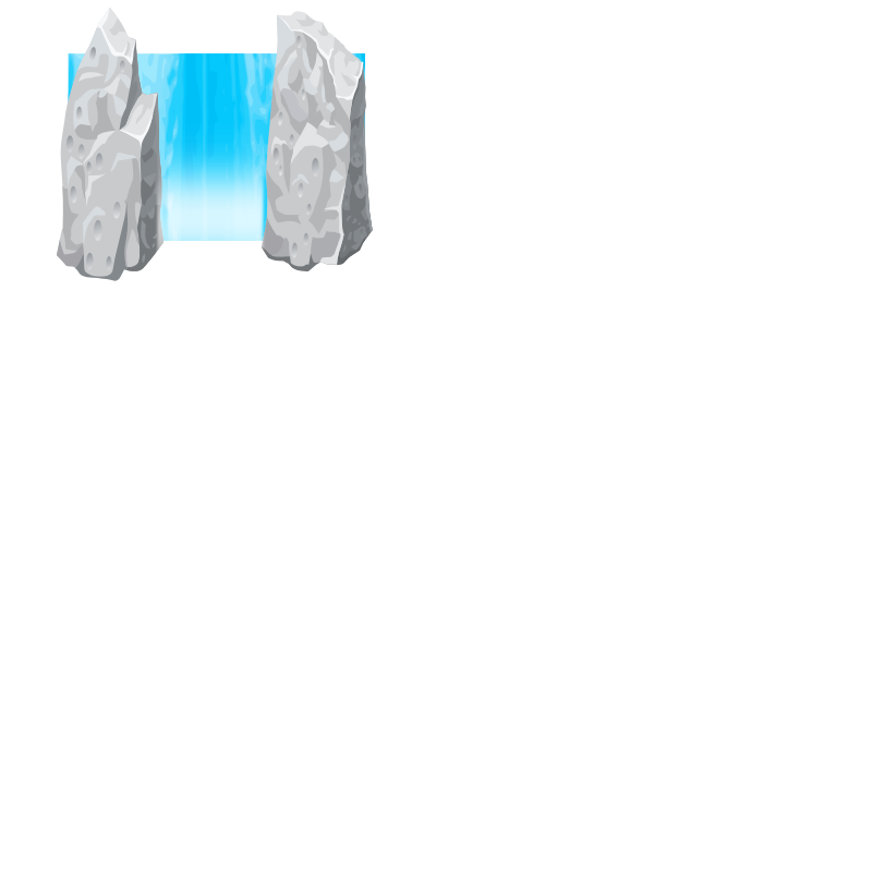 Clipart Waterfall Animation