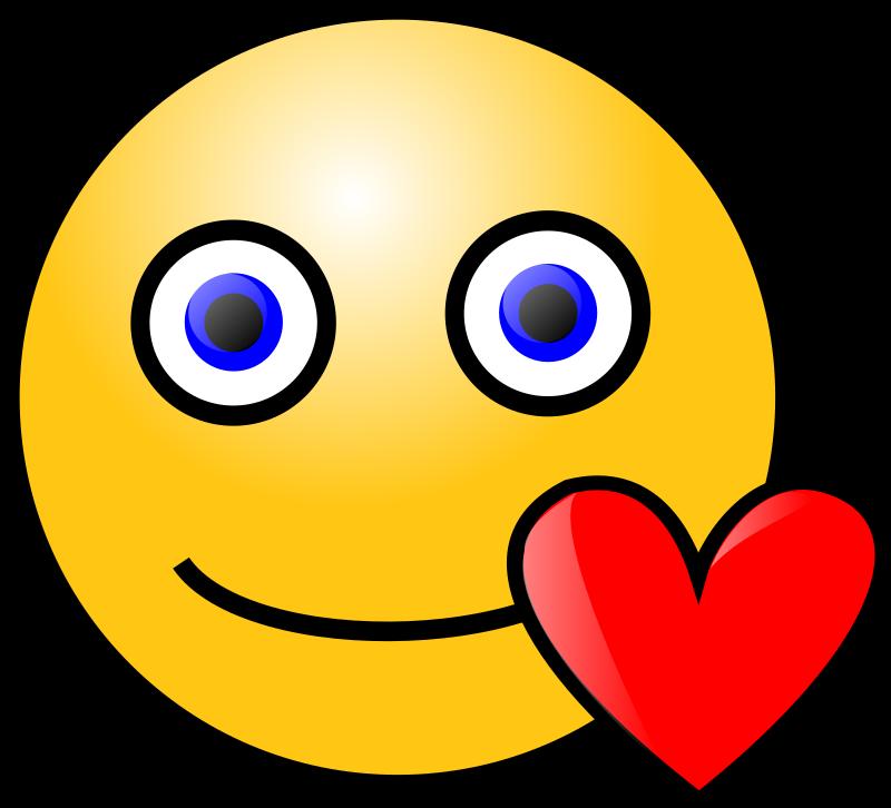 Clipart - Emoticons: L...