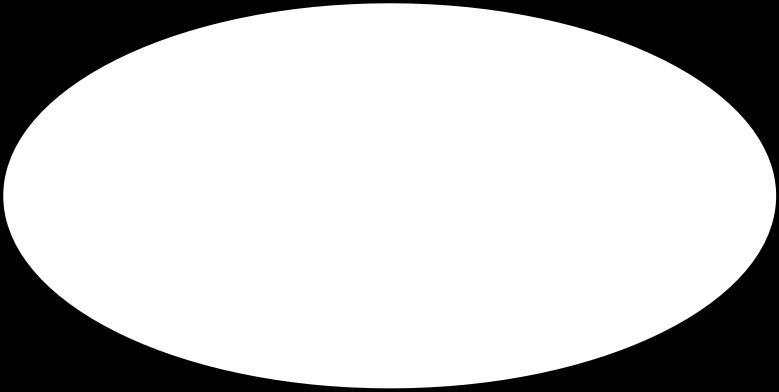 Clipart - Basic Oval