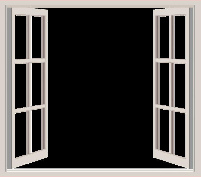 clipart open windows. Black Bedroom Furniture Sets. Home Design Ideas