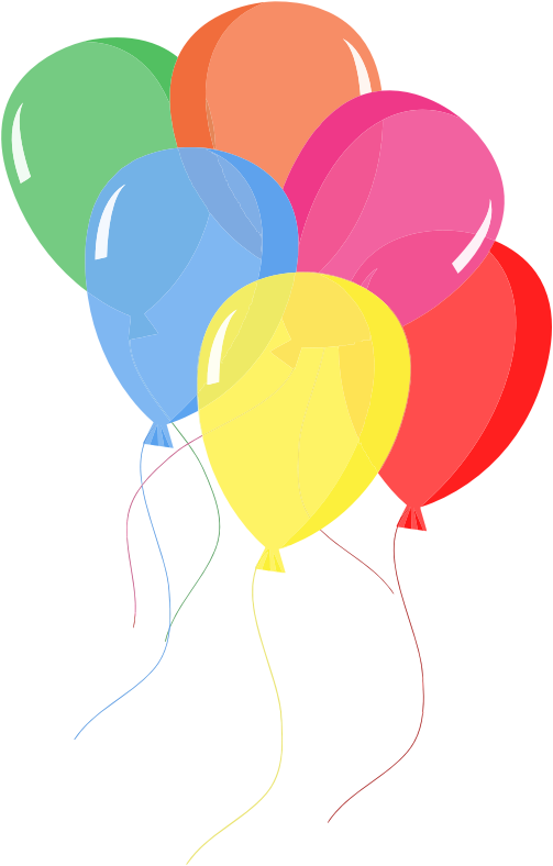 clipart balloons png - photo #48