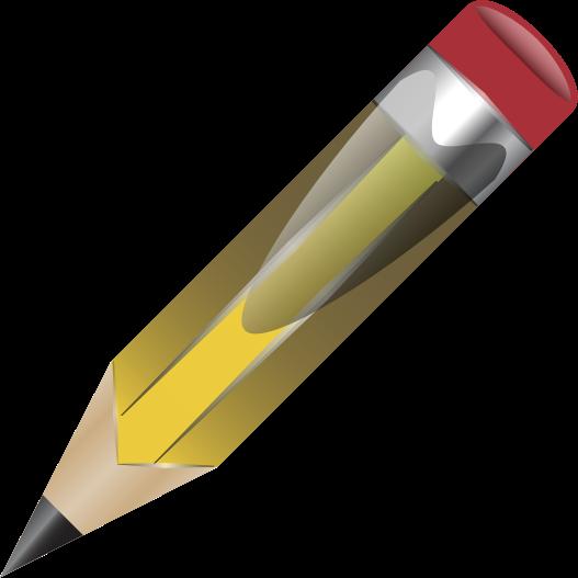 Clipart - Decorative Pencil
