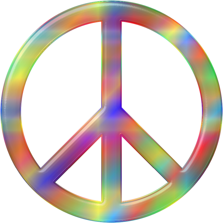 psychedelic peace png hole - photo #1