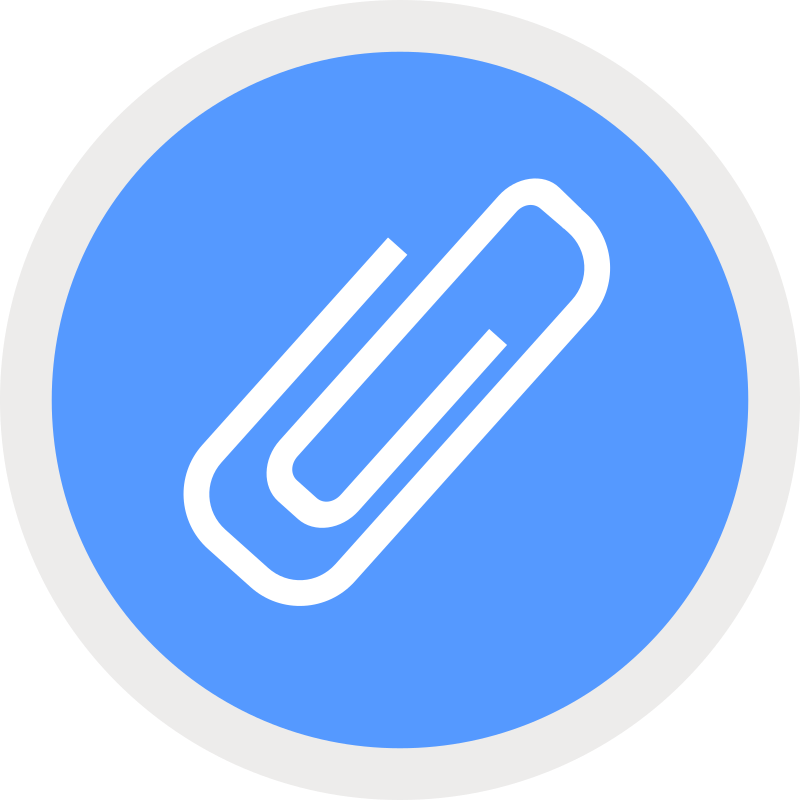 paperclip icon png - photo #7