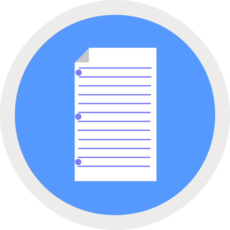 Clipart - Document Icon