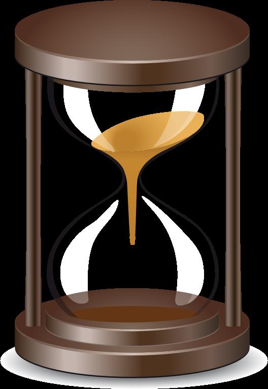 Clipart - Hourglass