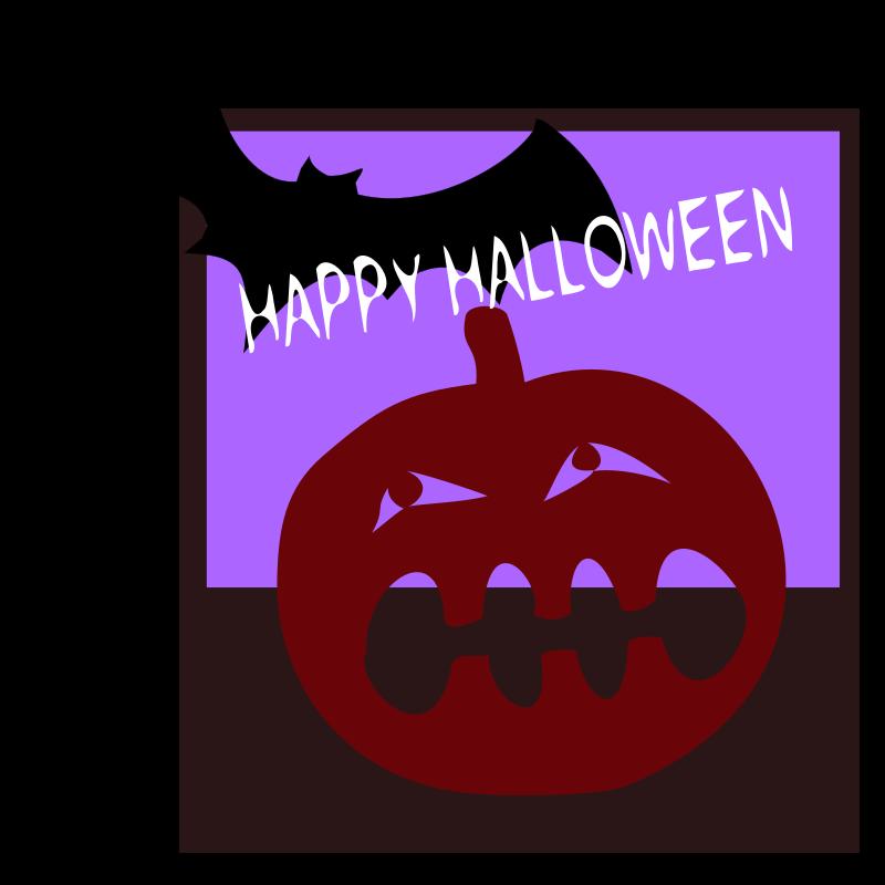 Clipart - Happy Halloween