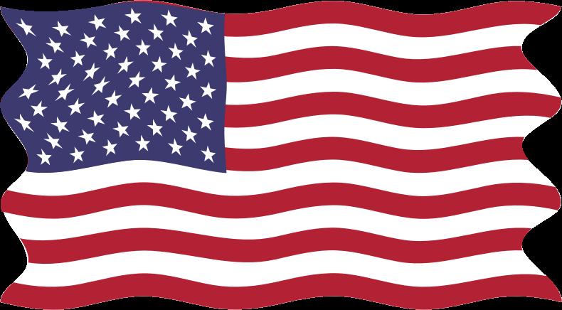 American Flag Breezy