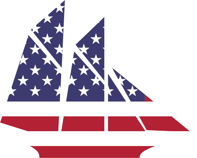 Https Openclipart Org Detail 228931 American Sailboat