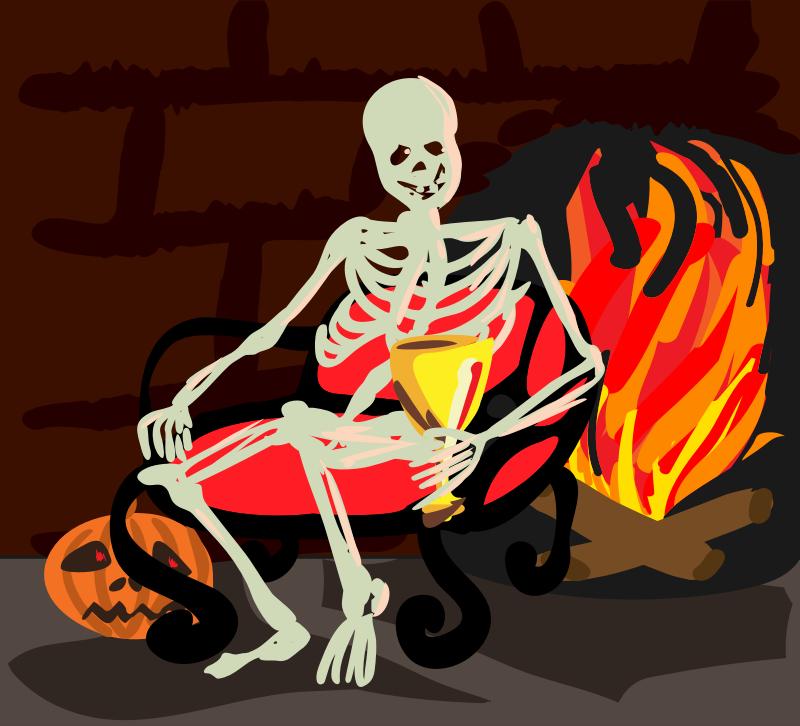 Clipart - Halloween Cheers