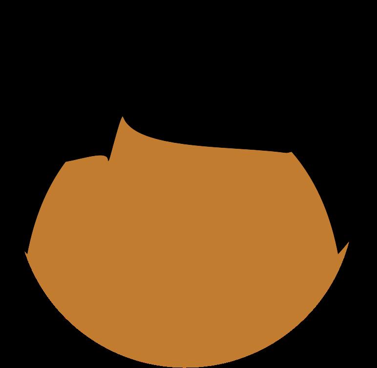 Clipart - Boy's Head