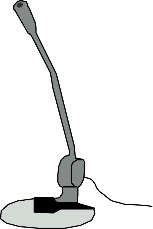 microphone by Machovka - Microphone.