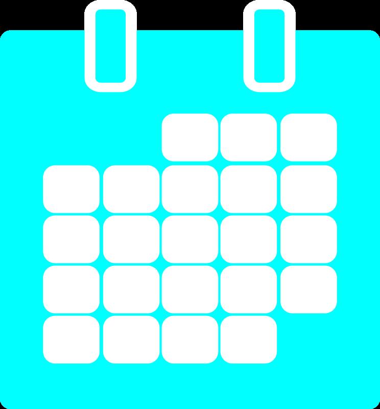 Clipart - Calendar Icon