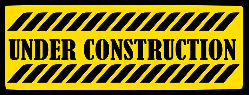 clipart under construction