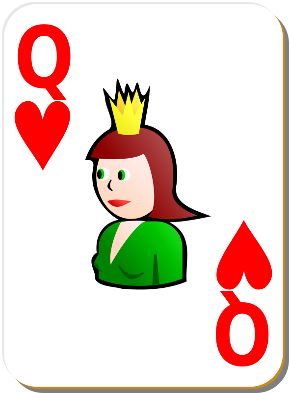 Clipart Playing Cards