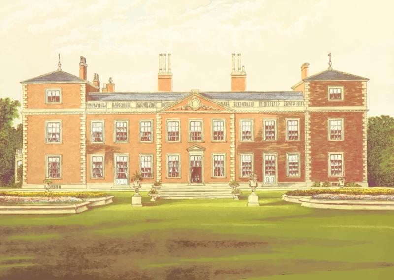 Clipart Euston Hall