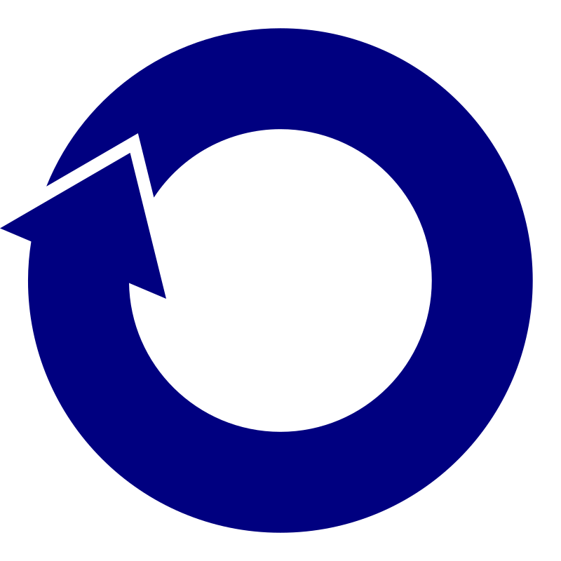 free clipart circular arrow - photo #1