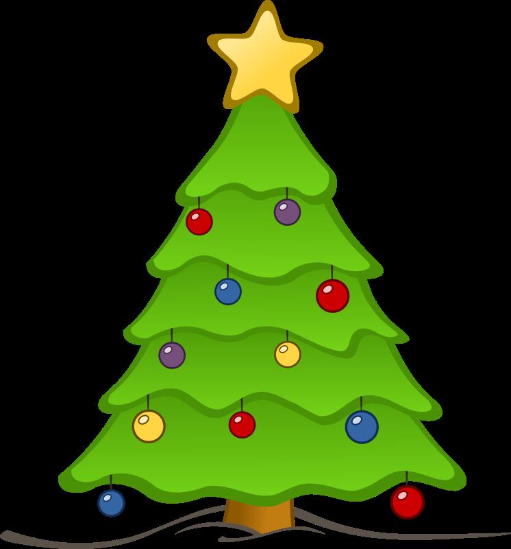 medium image png - How Do You Draw A Christmas Tree
