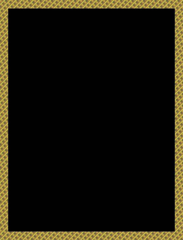 Clipart - Quadrilateral Honeycomb Border