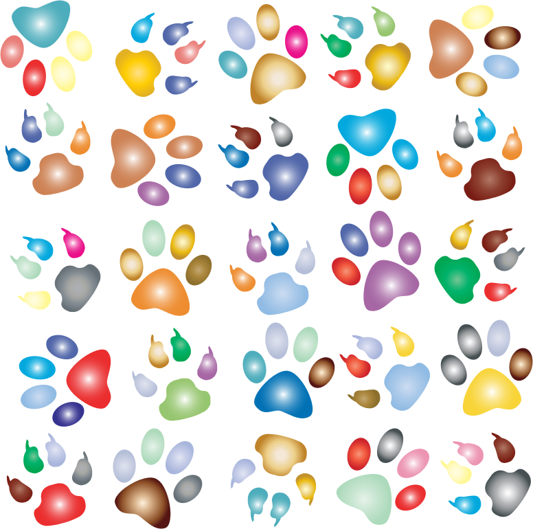 Dog Print Wallpaper Uk