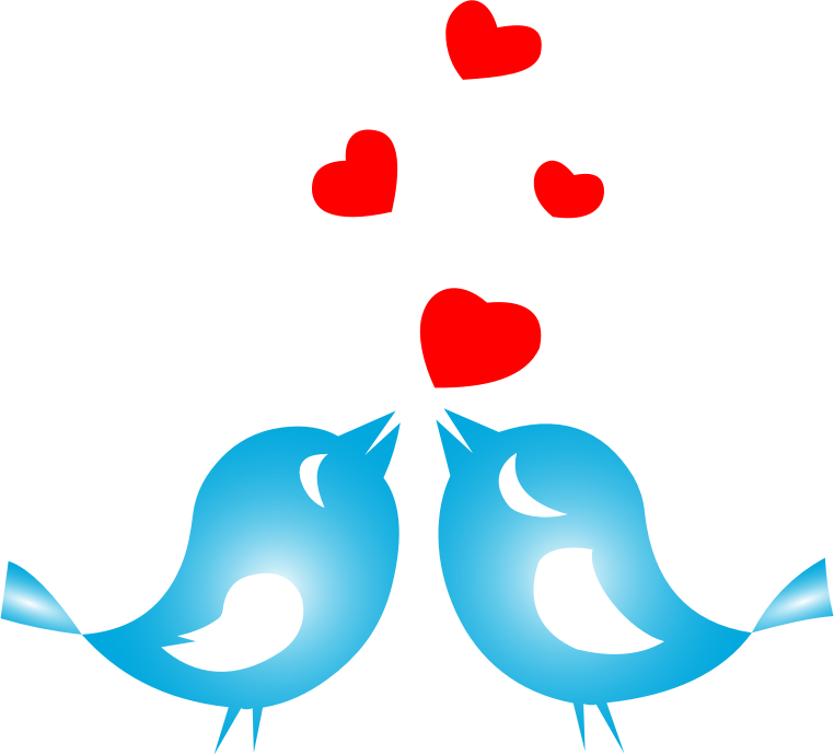 clipart colored love birds with hearts bird flying clip art black and white birds flying clipart