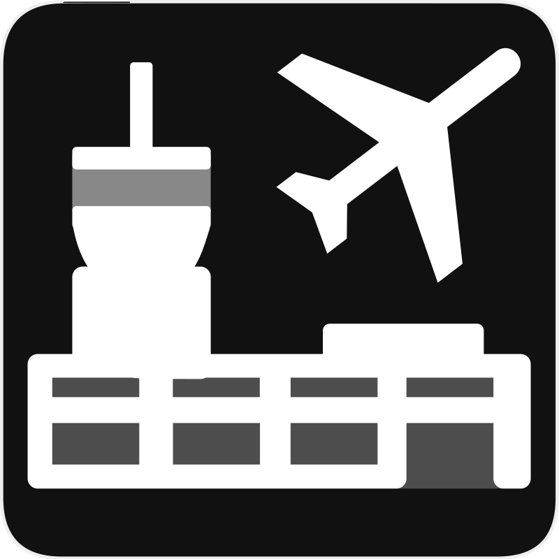 clipart airport - photo #42