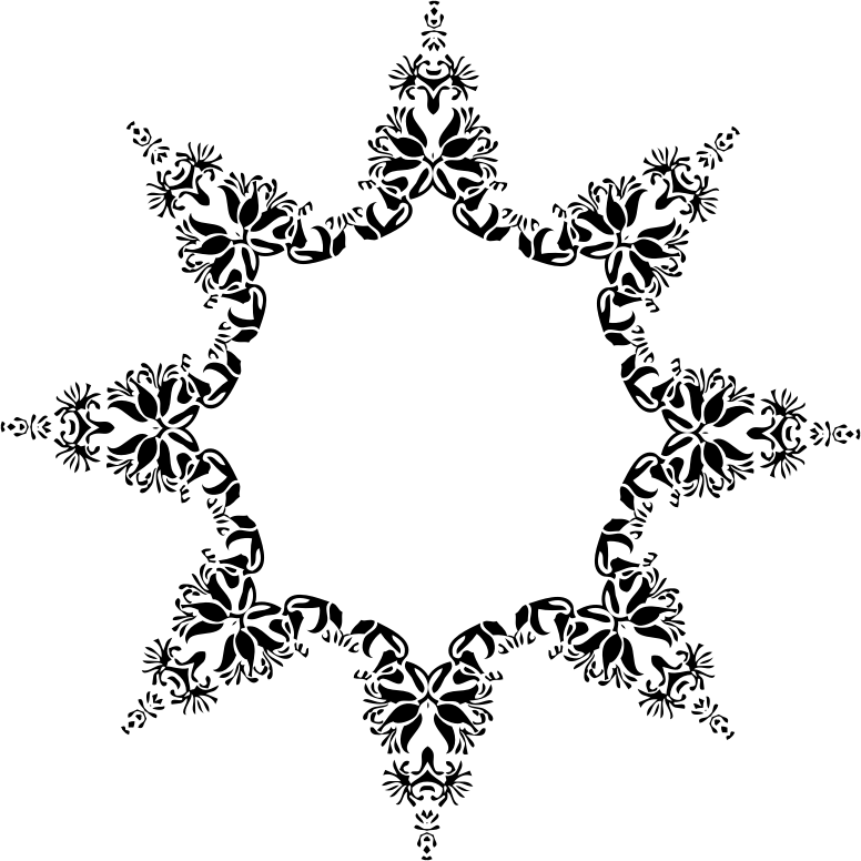 Clipart - Art Nouveau Design 3