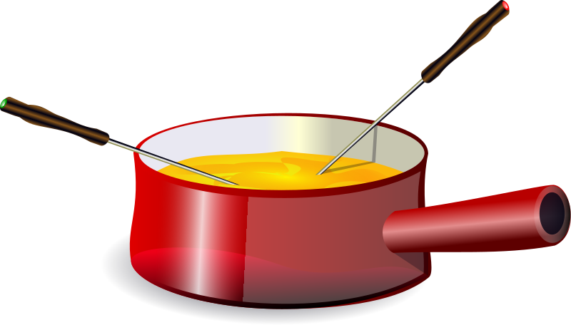 fondue by Anonymous