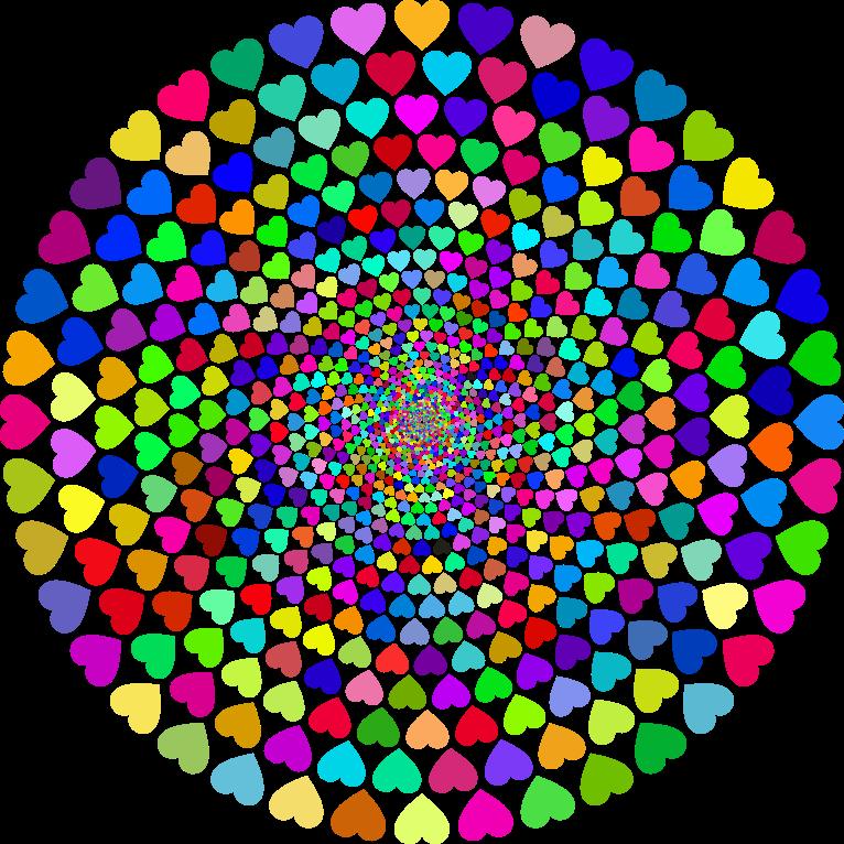 clipart colorful hearts vortex love heart clipart images love heart clipart no background