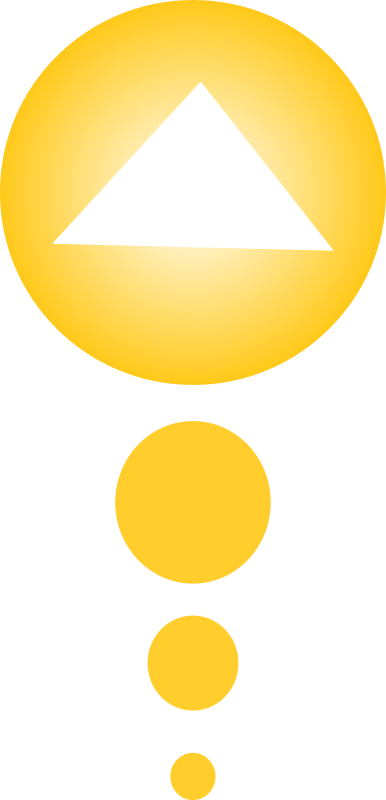 Yellow arrow set by Anonymous