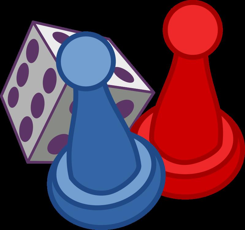 Clipart - Ludo Games