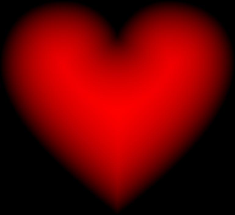 clipart crimson heart clipart heart transparent background clipart heart with arrow