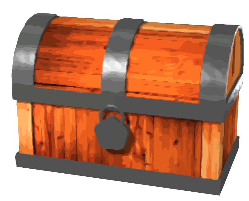 Clipart - Chest