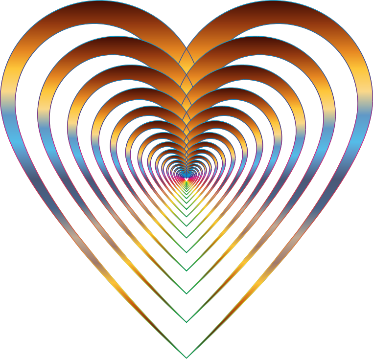 clipart - chromatic Love 10 No Background