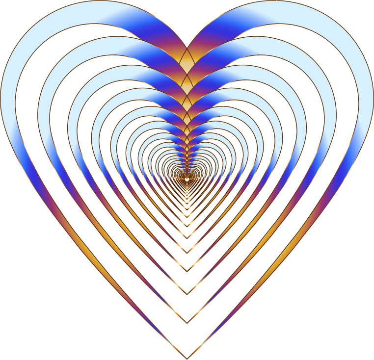 Clipart - Chromatic Love 11 No Background