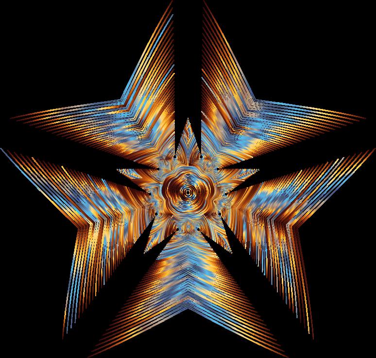 Clipart - Prismatic St...