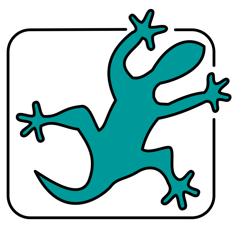 Lizard by Anonymous - Lizard sign/symbol by Guillaume Boitel. From old OCAL site.