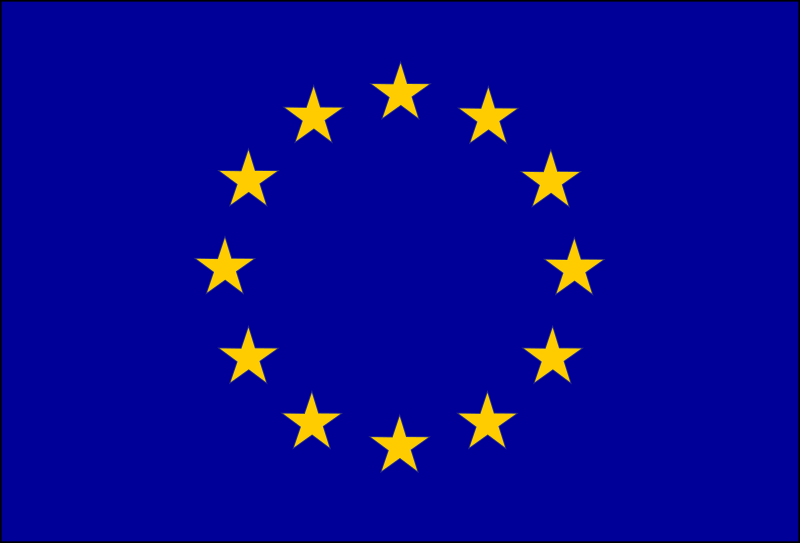 Flag of European Union by Anonymous