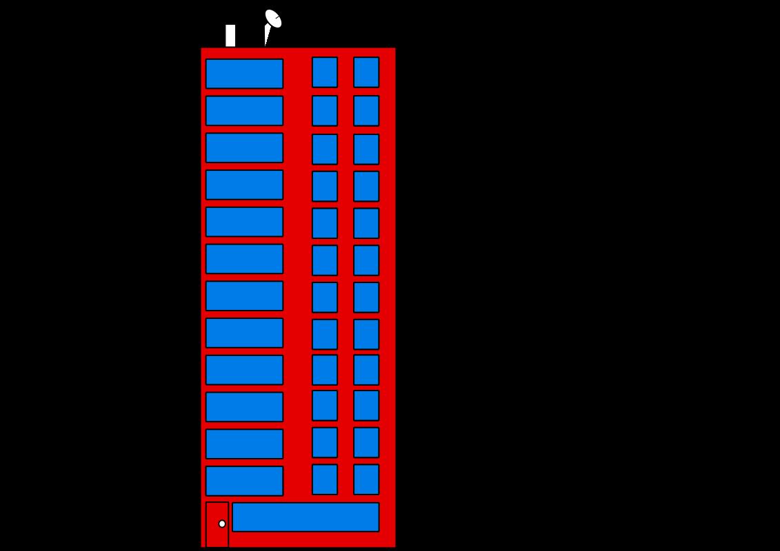 clipart skyscraper 201602