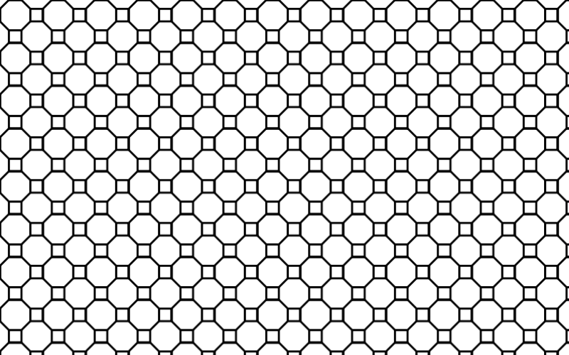 Geometric Line Design Patterns : Clipart seamless geometric line art pattern