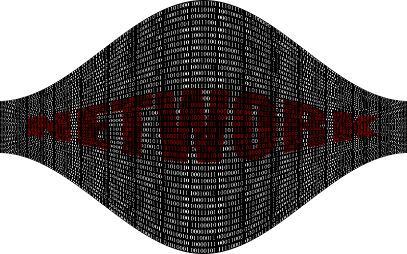 Clipart - Binary Network 3