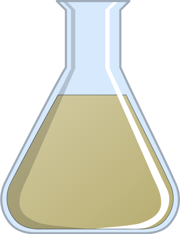 Clipart - test tube 7