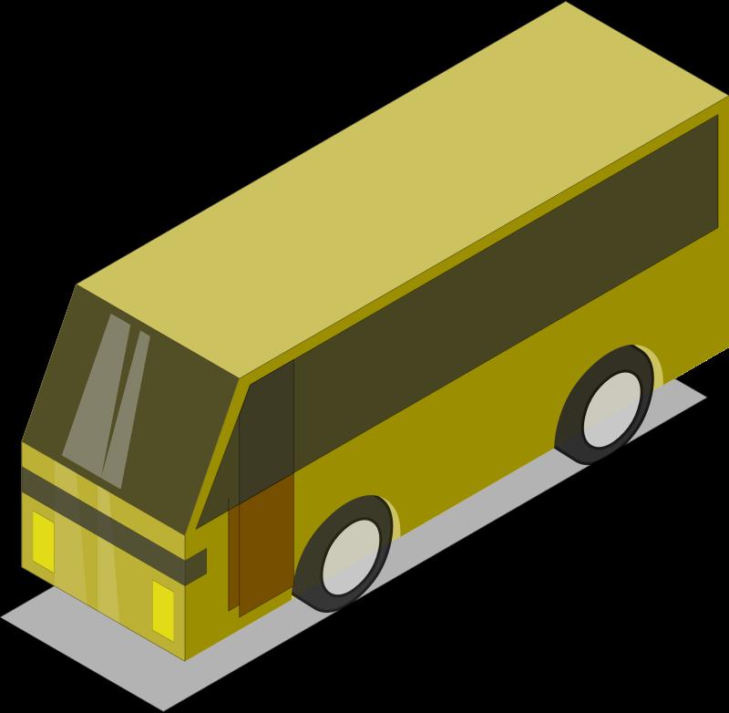 yellow bus clipart - photo #17