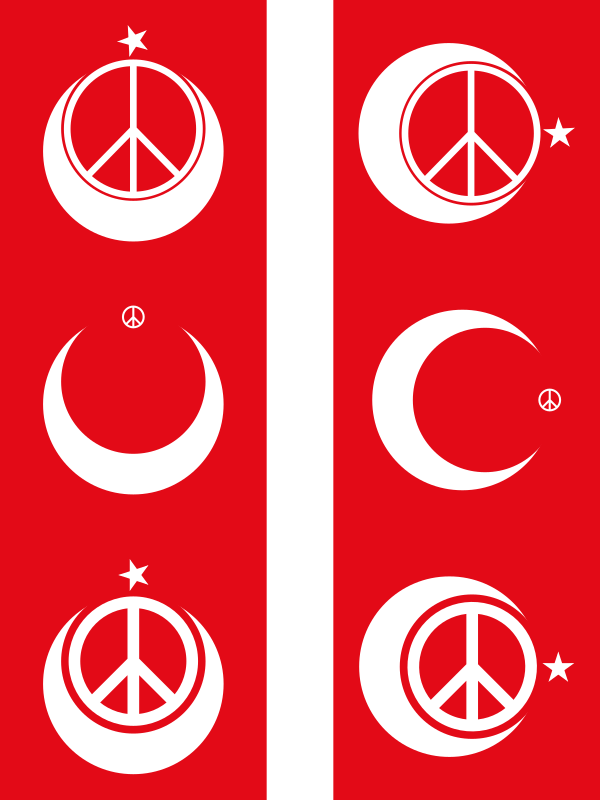 Turkish Peace by qubodup