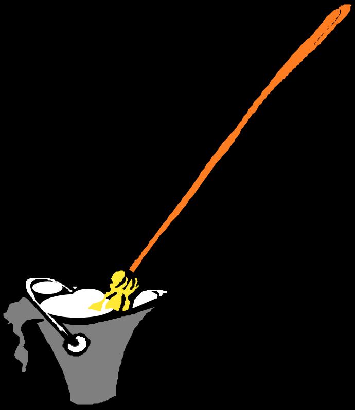 clipart mop and bucket chore clip art free kids chores clip art free