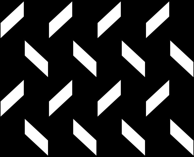 clipart   alternating zigzag