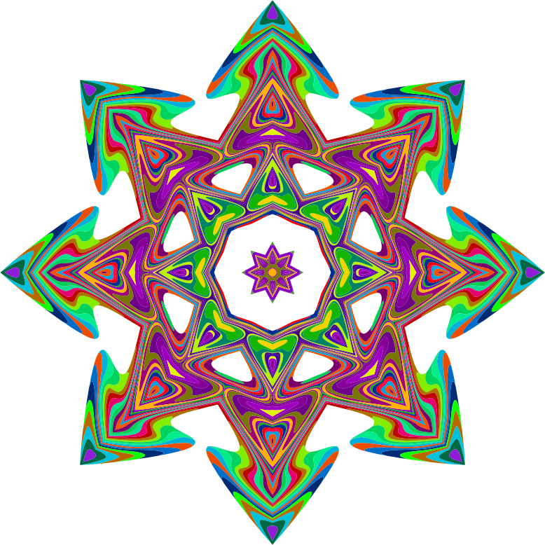 Clipart - Psychedelic ...