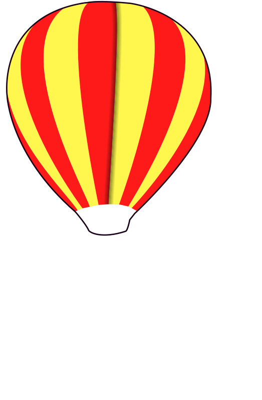 hot air balloon - (Work In Progress) by ryanlerch - this image is a work in progress, please do not rate yet... comments are welcome. Im experimenting with developing an image and showing my process at the same time by uploading incremental images...